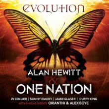 Alan-Hewitt--Evolution-album-cover